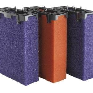 Części eksploatacyjne do systemów filtracji Zestaw gąbek filtracyjnych do Filtomatic 7000 CWS OASE