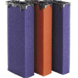 Części eksploatacyjne do systemów filtracji Zestaw gąbek filtracyjnych do Filtomatic 14000/25000 CWS OASE