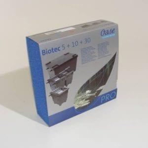 Gąbki niebieskie BioTec 5/10/30 OASE
