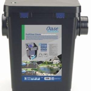 Systemy filtrów modułowych Proficlear Classic separacja zanieczyszczeń OASE