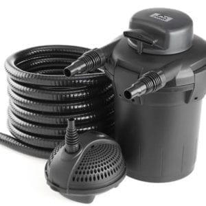 Zestaw filtrów ciśnieniowych PondoPress Set 5000 PONTEC
