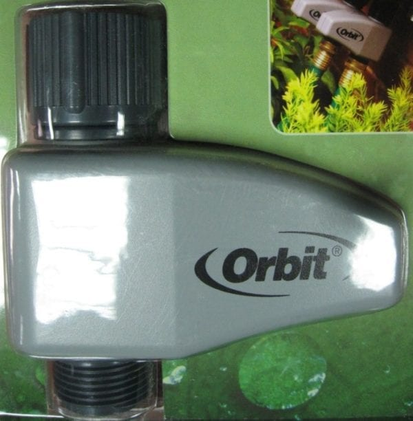 Sterownik Orbit 4-sekc. bateryjny elektrozawór