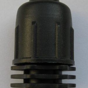 Korek zaślepka do linii kroplującej lub rury 16mm
