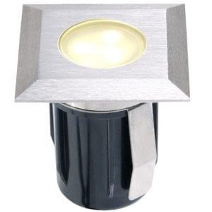 Oprawa do zabudowy ATRIA biały LED najazdowa/podwodna